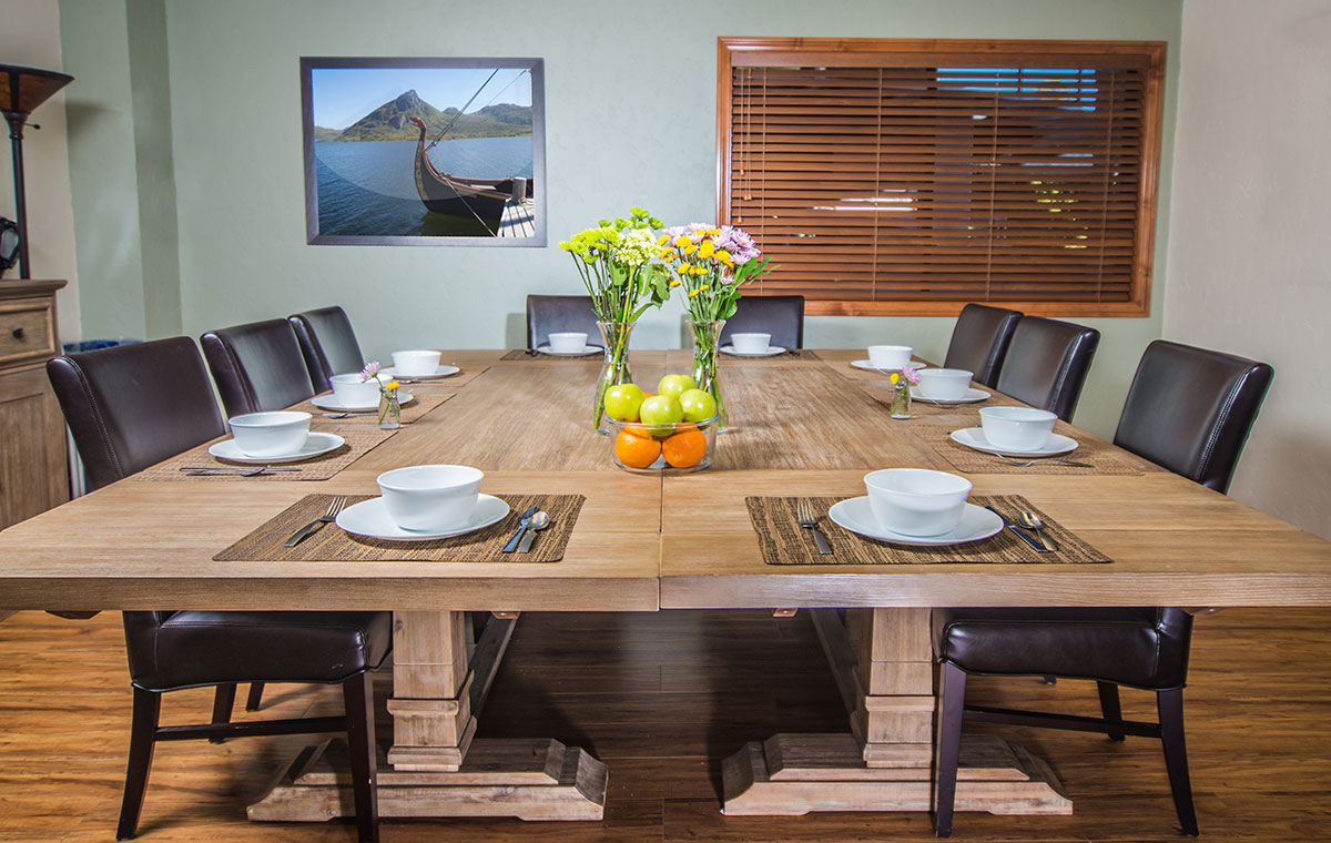 DINING ROOM | Monte Nido